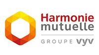 Logo Harmonie Mutuelle - groupe VYV