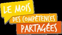 Logo du Mois des Compétences Partagées